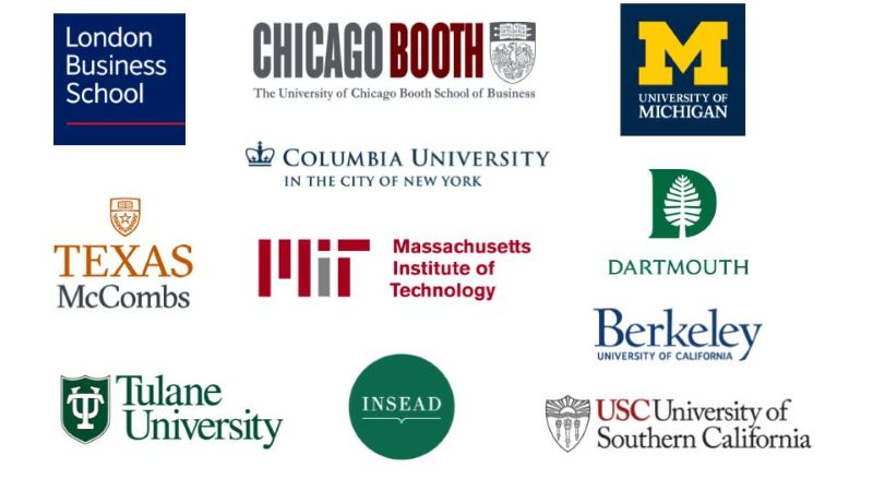 University logos where students are using yourself.online
